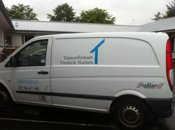 Tømrerfirmaet Frederik Nielsen
