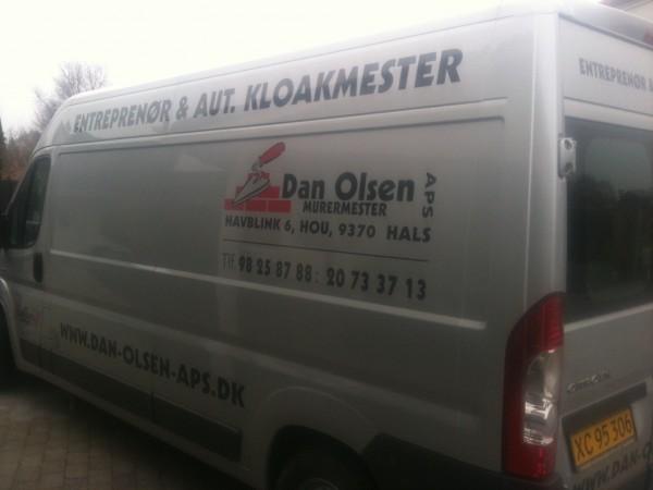 Murermester Dan Olsen