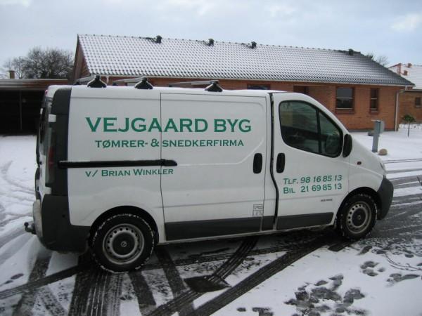 Vejgaard byg tømrer & snedker